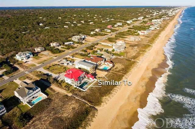 64 Ocean Boulevard Lot 3, Southern Shores, NC 27949 (MLS #112396) :: Corolla Real Estate | Keller Williams Outer Banks