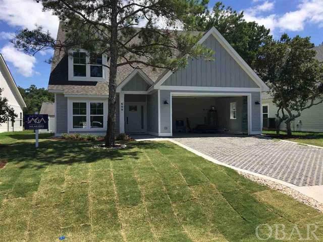 609 Zen Lane Lot 55, Kill Devil Hills, NC 27948 (MLS #113192) :: Randy Nance   Village Realty