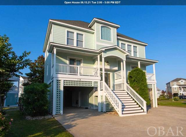 18 Spinnaker Court Lot 18, Manteo, NC 27954 (MLS #114589) :: Great Escapes Vacations & Sales