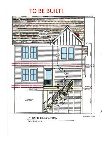 0 E Palmetto Street Lot 7-R, Kill Devil Hills, NC 27948 (MLS #116019) :: Outer Banks Realty Group