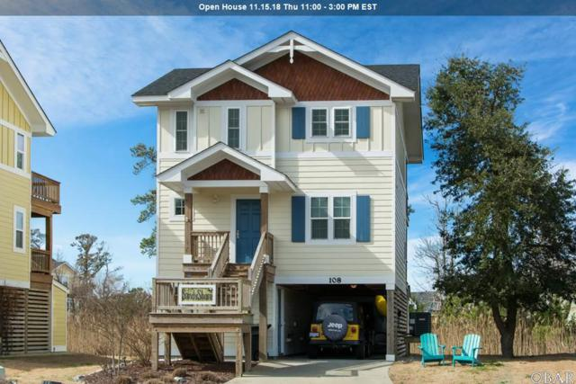 108 Amherst Drive Lot 5, Kill Devil Hills, NC 27948 (MLS #99314) :: Midgett Realty