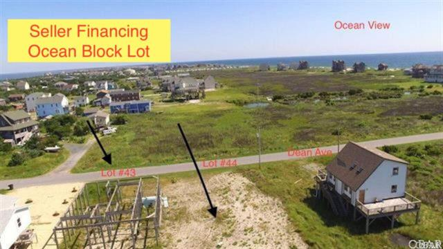24226 Dean Avenue Lot #44, Rodanthe, NC 27972 (MLS #102696) :: Surf or Sound Realty