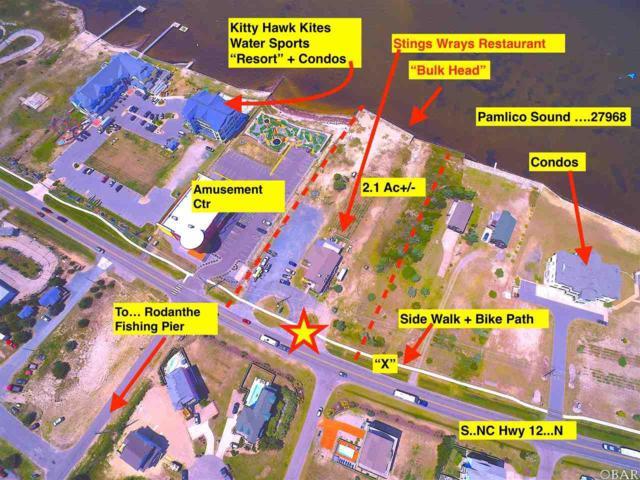 24394 Nc 12 Highway Lot # 1 & 2, Rodanthe, NC 27968 (MLS #102773) :: Matt Myatt | Keller Williams