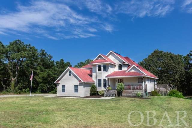 175 Clam Shell Trail Lot 550, Southern Shores, NC 27949 (MLS #109957) :: Outer Banks Realty Group