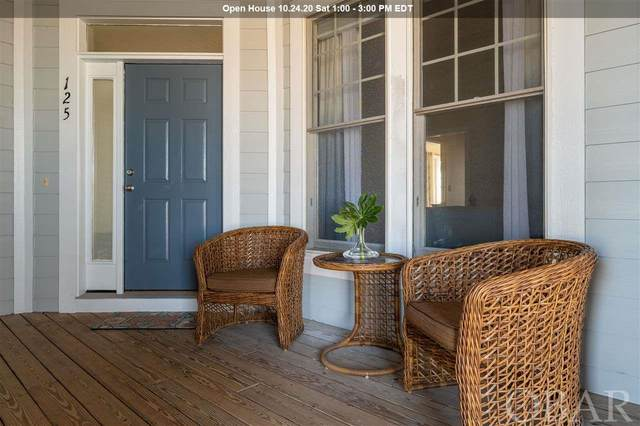 125 Sailfish Drive Unit 125, Manteo, NC 27954 (MLS #111478) :: Matt Myatt | Keller Williams