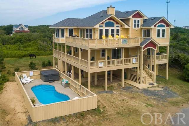 2146 Sandfiddler Road Lot 115, Corolla, NC 27927 (MLS #114357) :: Surf or Sound Realty