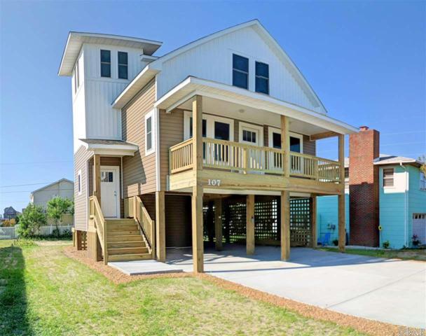 107 E Carlow Avenue Lot 16, Kill Devil Hills, NC 27948 (MLS #99848) :: Hatteras Realty