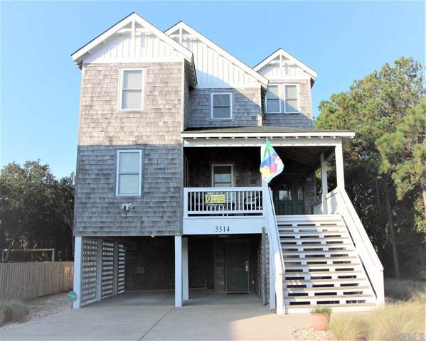 3314 Linda Lane Lot 33, Nags Head, NC 27959 (MLS #106696) :: Corolla Real Estate   Keller Williams Outer Banks