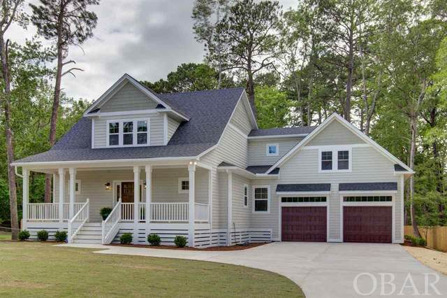 107 Duck Woods Drive Lot 28, Southern Shores, NC 27949 (MLS #109058) :: Surf or Sound Realty