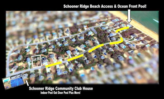 136 Schooner Ridge Drive Lot 95, Duck, NC 27949 (MLS #95769) :: Matt Myatt | Keller Williams