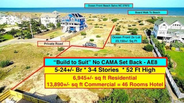 27173 Ocean Street Lots #14+#15, Salvo, NC 27972 (MLS #103389) :: Hatteras Realty