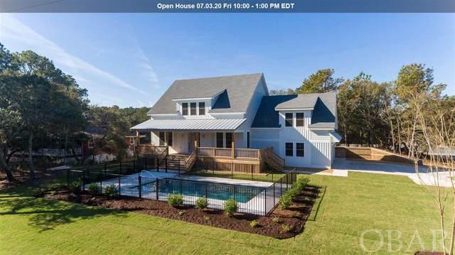 2 Circle Drive Lot 28, Southern Shores, NC 27949 (MLS #109822) :: Surf or Sound Realty