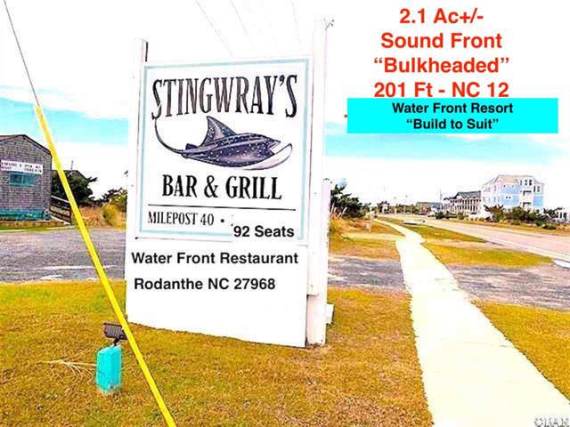 24394 Nc 12 Highway Lot # 1 & 2, Rodanthe, NC 27968 (MLS #102770) :: Hatteras Realty