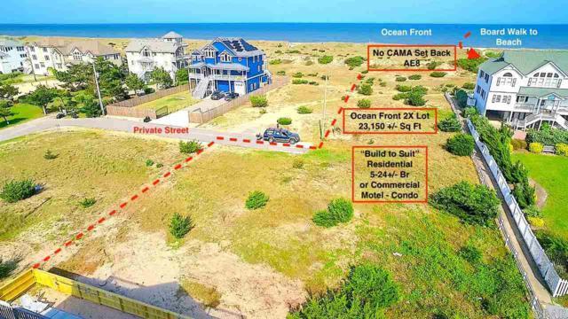 27173 Ocean Street Lots #14+#15, Salvo, NC 27972 (MLS #103389) :: Surf or Sound Realty