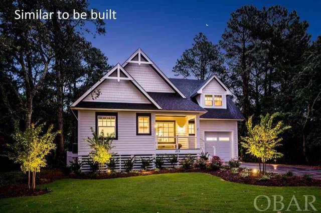 611 Zen Lane Lot 56, Kill Devil Hills, NC 27948 (MLS #106988) :: Outer Banks Realty Group