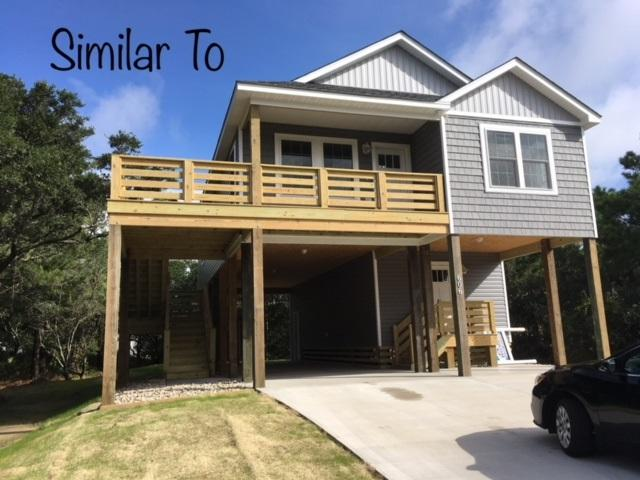 907 W Third Street Lot 4, Kill Devil Hills, NC 27948 (MLS #101441) :: Outer Banks Realty Group