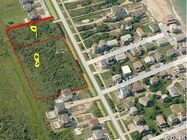 0 Old Oregon Inlet Road Lot 8, Nags Head, NC 27959 (MLS #101571) :: Outer Banks Realty Group