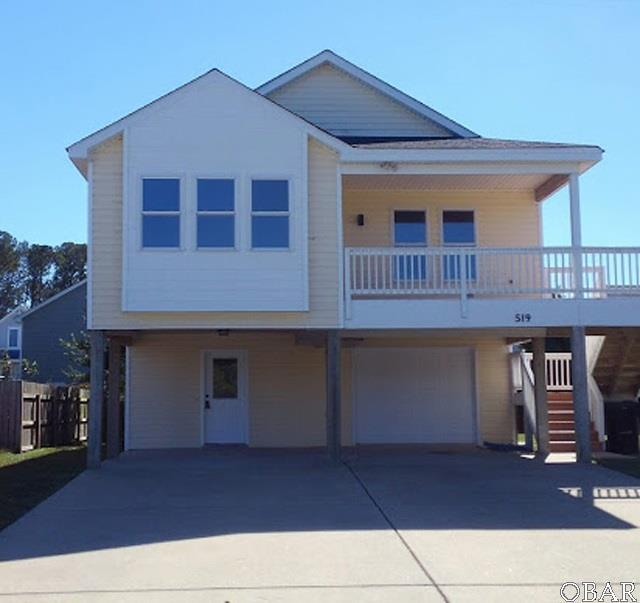 519 W Walker Street Lots 11-13, Kill Devil Hills, NC 27948 (MLS #102400) :: Matt Myatt | Keller Williams