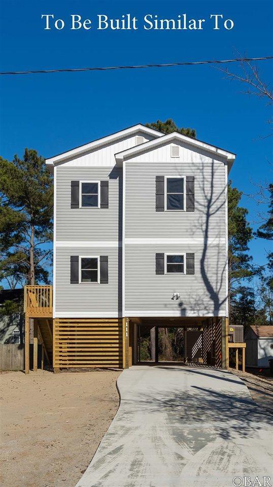 907 Colington Drive Lot 111, Kill Devil Hills, NC 27948 (MLS #103336) :: Surf or Sound Realty