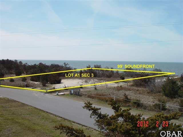 23040 Cross Of Honor Way Lot A1, Rodanthe, NC 27968 (MLS #104232) :: Corolla Real Estate | Keller Williams Outer Banks