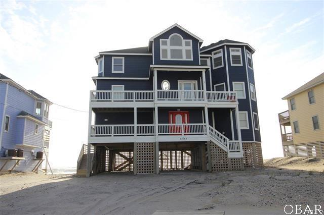 22049 Sea Gull Street Lot 4, Rodanthe, NC 27968 (MLS #104557) :: Outer Banks Realty Group
