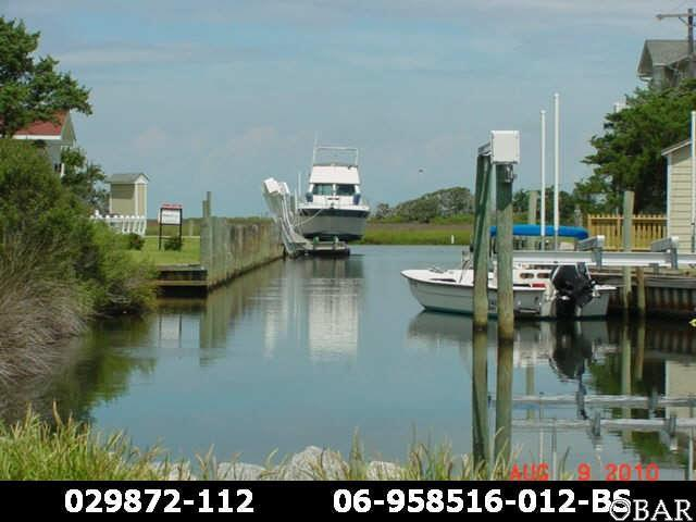 0 Docks #12 M. V. Australia Lane Slip, Hatteras, NC 27943 (MLS #104894) :: Corolla Real Estate | Keller Williams Outer Banks