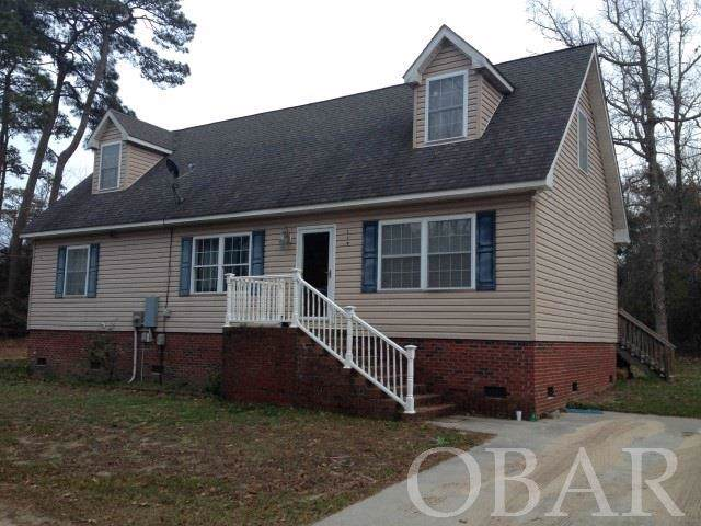 119 Pine Street Lot # 18,-22, Jarvisburg, NC 27947 (MLS #107052) :: Hatteras Realty