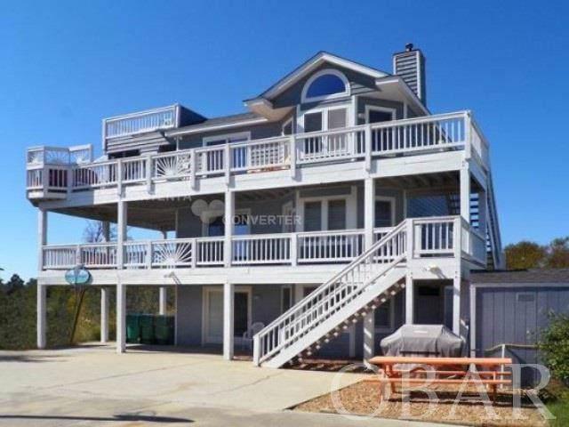 978 Whalehead Drive Lot 38, Corolla, NC 27927 (MLS #107317) :: Hatteras Realty