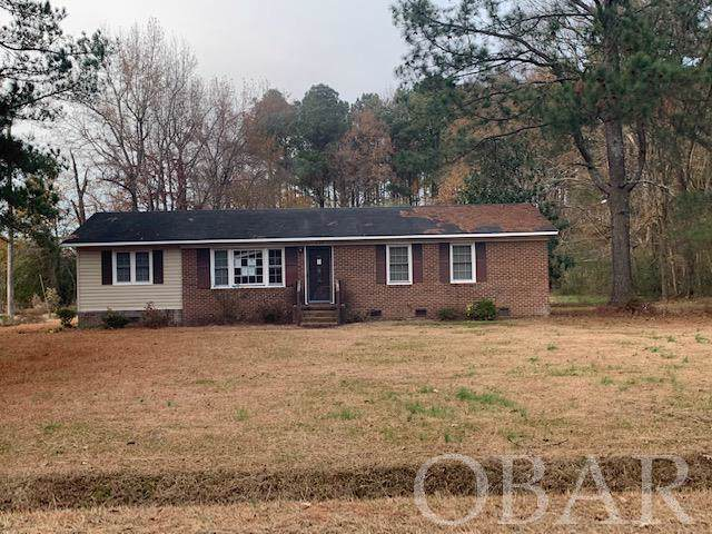 525 Menola Road Lot 1, Woodland, NC 27897 (MLS #107567) :: Hatteras Realty