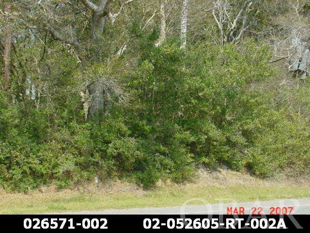 50100 Nc Highway 12 Lot 0, Buxton, NC 27920 (MLS #107914) :: Hatteras Realty