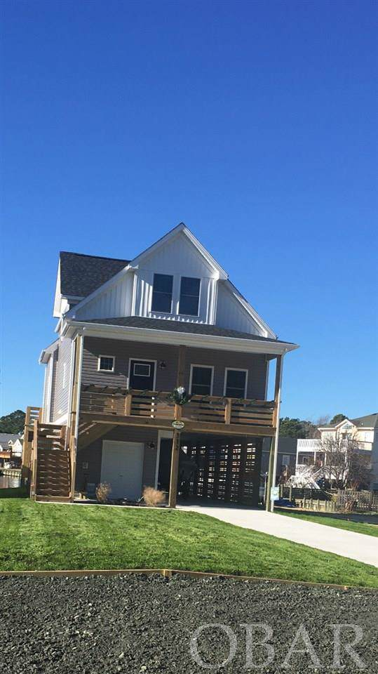 312 Harbour View Drive Lot 8, Kill Devil Hills, NC 27948 (MLS #108039) :: Outer Banks Realty Group