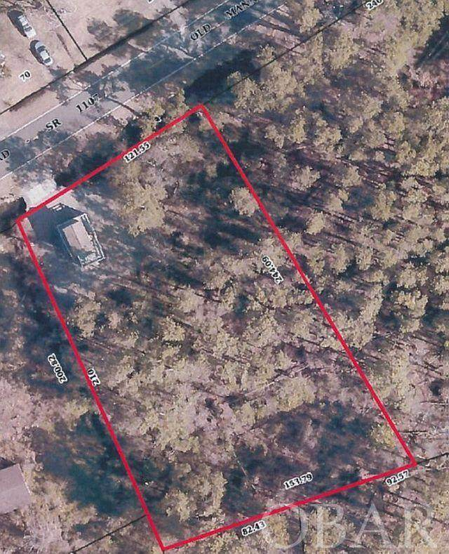 6644 Old Manns Harbor Road Lot 1, Manns Harbor, NC 27953 (MLS #108319) :: Outer Banks Realty Group