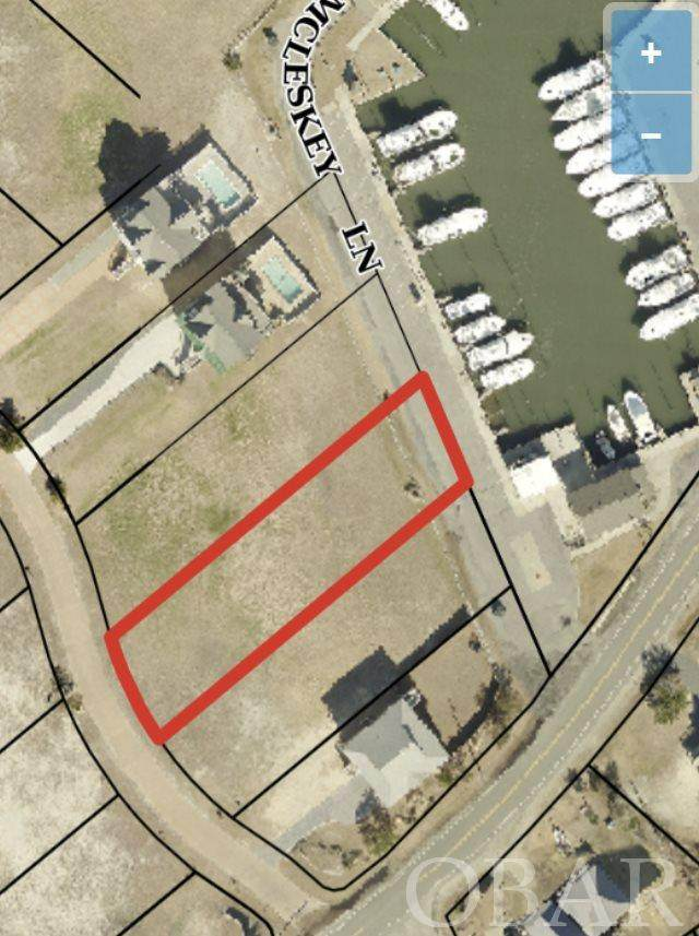 58193 Hatteras Harbor Court Lot 27, Hatteras, NC 27943 (MLS #109493) :: Hatteras Realty