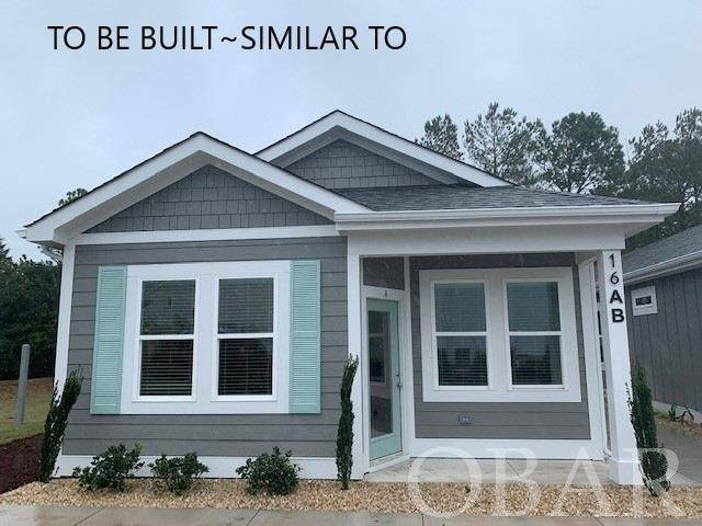 1017 Ocean Trail Unit 2 A, Corolla, NC 27927 (MLS #109910) :: Surf or Sound Realty
