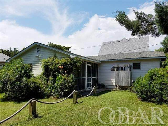 85 Sunset Drive Lot 4, Ocracoke, NC 27960 (MLS #110584) :: Surf or Sound Realty