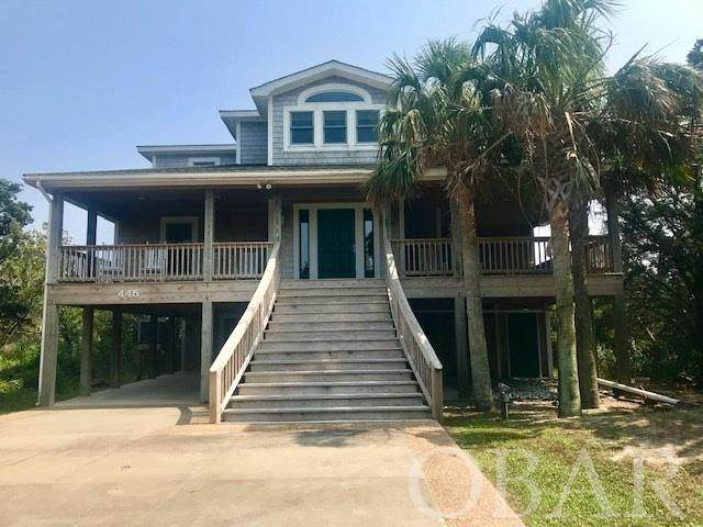 445 Jackson Circle Lot 23, Ocracoke, NC 27960 (MLS #110691) :: Hatteras Realty