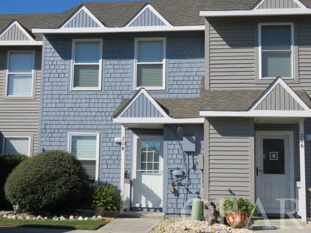 204 W Kitty Hawk Road Unit 204, Kitty hawk, NC 27949 (MLS #111273) :: Sun Realty