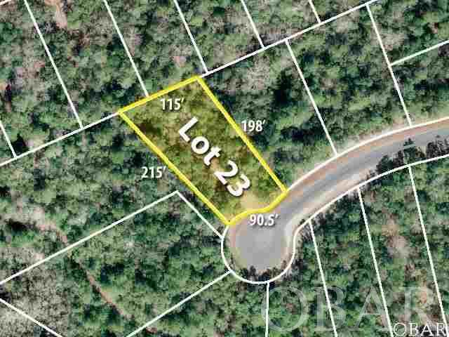 165 Tuscarora Ct Lot 23, Manteo, NC 27954 (MLS #112511) :: Brindley Beach Vacations & Sales