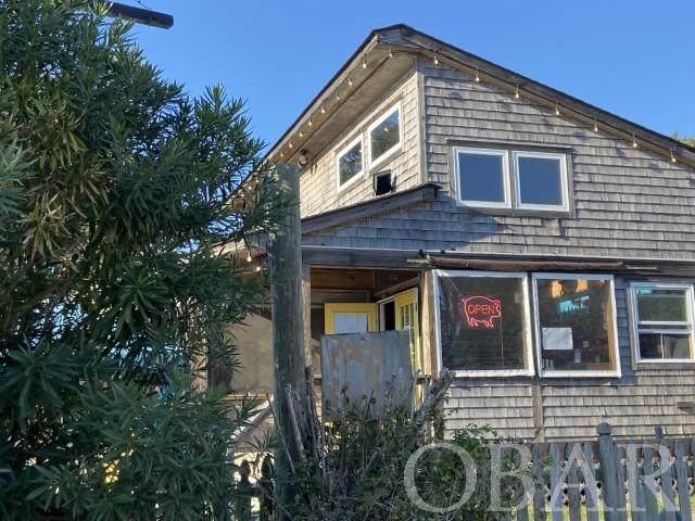 621 Irvin Garrish Highway Lot#1, Ocracoke, NC 27960 (MLS #113219) :: Sun Realty