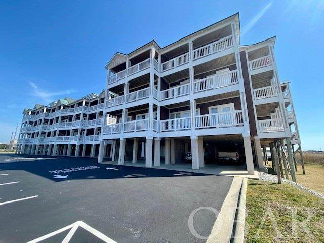 107 W Gray Eagle Street Unit 103A, Nags Head, NC 27959 (MLS #113560) :: Randy Nance | Village Realty