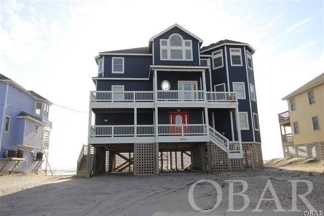 22049 Sea Gull Street Lot 4, Rodanthe, NC 27968 (MLS #114148) :: Matt Myatt | Keller Williams