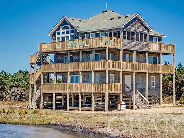 23165 Wimble Shoals Drive Lot 1, Rodanthe, NC 27968 (MLS #114582) :: Matt Myatt | Keller Williams