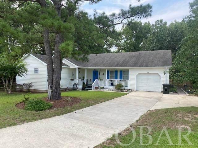 406 Pine Cone Court Lot 6, Kill Devil Hills, NC 27948 (MLS #115363) :: Corolla Real Estate | Keller Williams Outer Banks