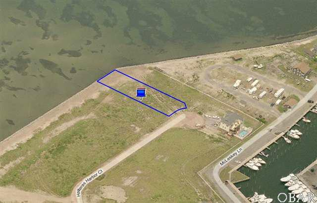 58158 Hatteras Harbor Court Lot 17, Hatteras, NC 27943 (MLS #75320) :: Hatteras Realty