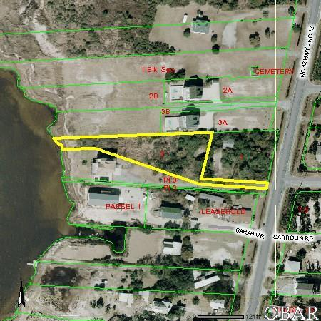 0 Nc Highway 12 Lot 2, Waves, NC 27982 (MLS #91170) :: Surf or Sound Realty
