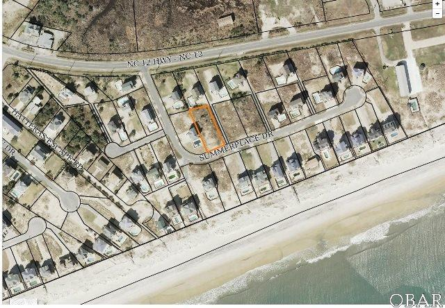 57213 Summer Place Drive Lot 16, Hatteras, NC 27943 (MLS #96602) :: Hatteras Realty