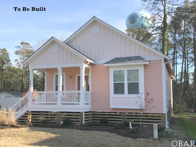 703 Arvilla Lane Lot 10, Manteo, NC 27954 (MLS #97102) :: Surf or Sound Realty