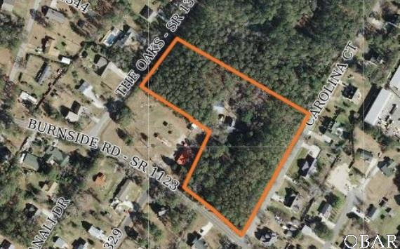 985 Burnside Road Lots, Manteo, NC 27954 (MLS #97633) :: Outer Banks Realty Group