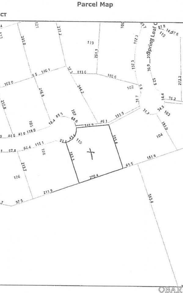 110 Kernel Court Lot 55, Grandy, NC 27939 (MLS #98755) :: Hatteras Realty