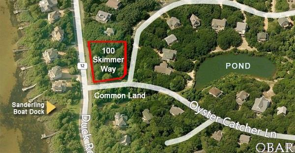 100 Skimmer Way Lot 68A, Duck, NC 27949 (MLS #99063) :: Matt Myatt – Village Realty